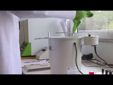Calorific Value Measurement Of Solid Biofuels Using Calorimetry