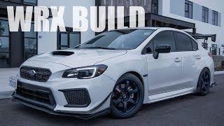 Building a 2018 Subaru WRX in 10 MINUTES!