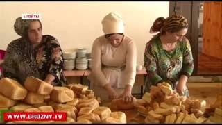 Элитные Чеченцы на передовой Шедрости, Фонд Кадырова подарил шикарный дом потомкам шейха Кишиевых !