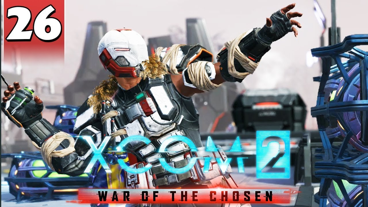 xcom 2 war of the chosen 26 advent blacksite youtube. Black Bedroom Furniture Sets. Home Design Ideas