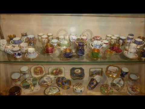 Coalport China Museum, Porcelain Uk
