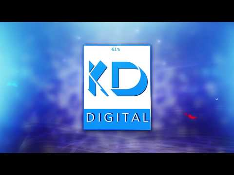 KD DIGITAL (KINJAL DAVE) LOGO VIDEO