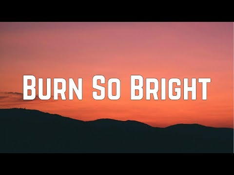 Bella Thorne - Burn So Bright (Lyrics)
