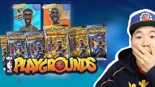 PC NBA Playgrounds Pack Opening & Gameplay Ep.3 - Insane Triple Legend Pulls - Nba Playgrounds