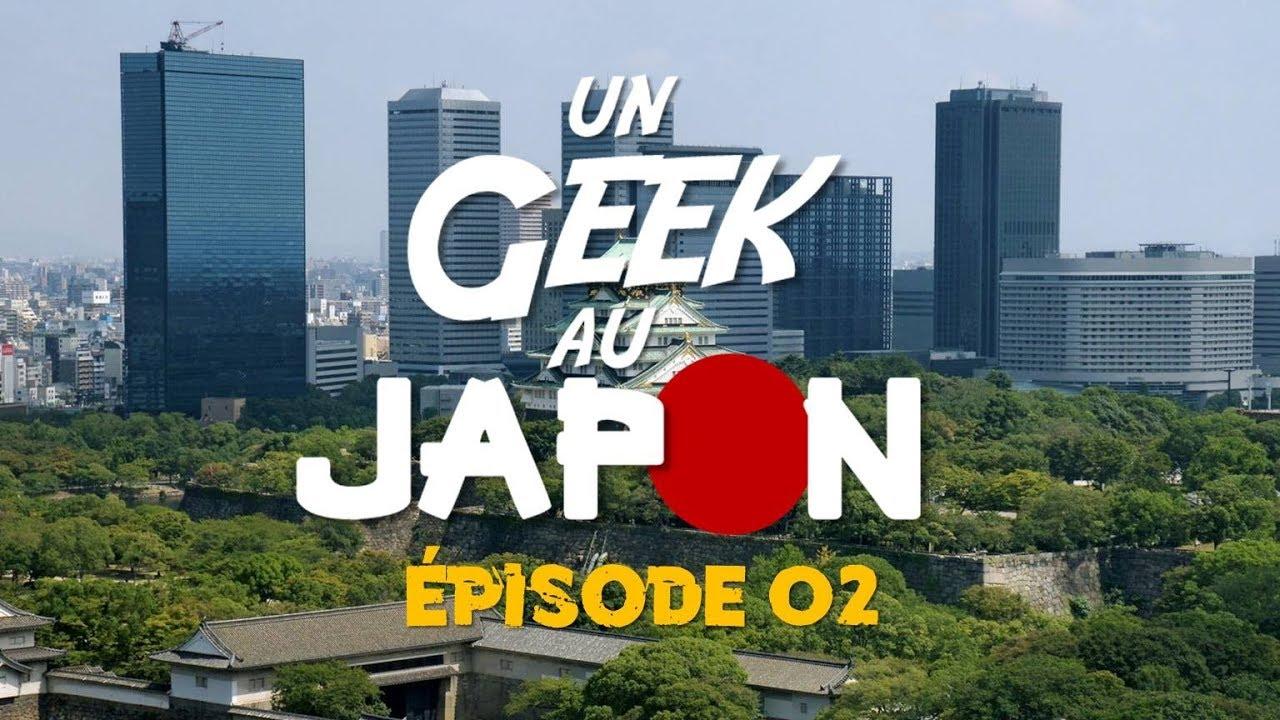 un geek en japon