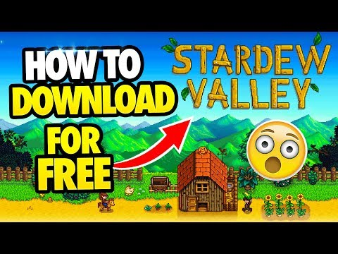Stardew Valley Free Download - How To Download Stardew Valley For Free On Android & IOS - [Tutorial]