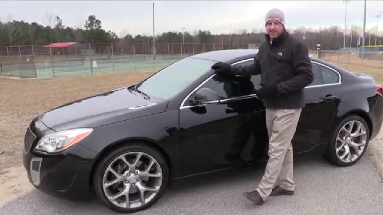 2016 Buick Regal Gs Awd Youtube