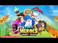 Tiny Heroes - Magic Clash Gameplay (Android iOS)
