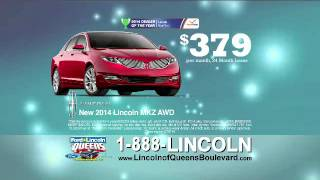 Ford Lincoln of Queens - Drive a Lincoln MKZ for just $379/mo
