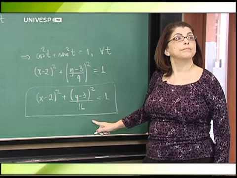 Cálculo II - Aula 7 - Parte 2 - Resolução de problemas e exercícios da lista 1