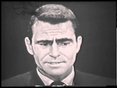 Amazing 1960's  with Rod Serling Writer/Creator of The Twilight Zone 1of2