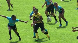 HIGHLIGHTS: 2018 RAN Women's 10s | Bahamas vs. Jamaica