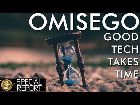 OmiseGO – Good Tech Takes Time – Patience Tests Investors – Crypto News & Review