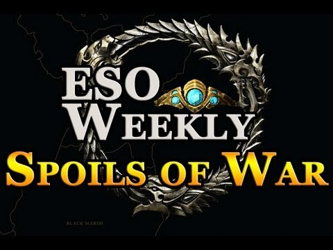 Elder Scrolls Online Weekly - PvP Rewards, Leaderboards, and Campaigns