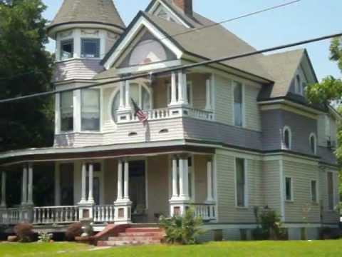 Old Haunted House In Pascagoula,Mississippi