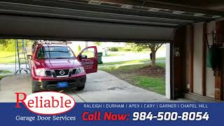Garage Door Repair | Raleigh, NC
