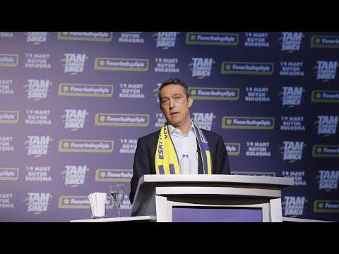 Ali Y. Koç: ''İlk iş kulüp kasasına hatırı sayılır sermaye girdisi yapacağız...''
