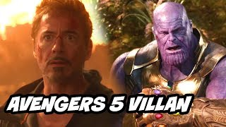 Avengers 5 & Phase 4 Villains Leaked after Avengers Endgame
