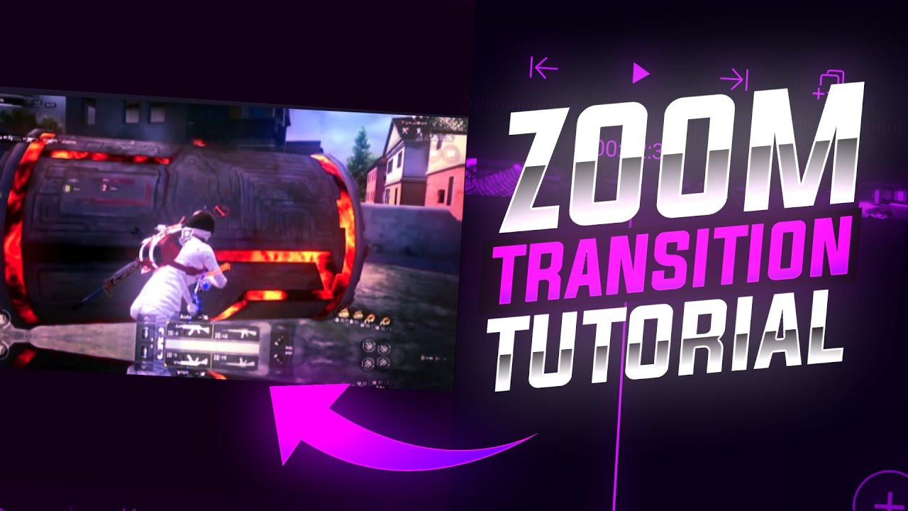 Zoom Transition Tutorial 🔥    Alight Motion    Android
