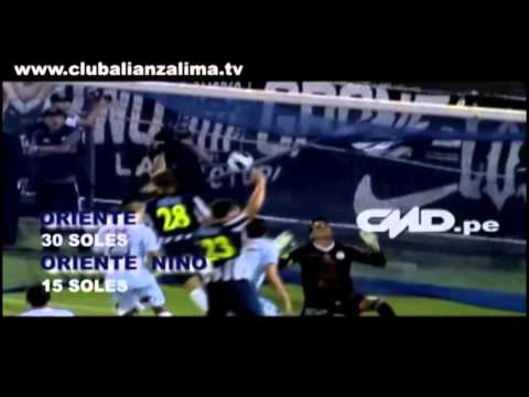 Conoce más sobre el precio de la entradas para el Alianza Lima vs.Real Garcilaso