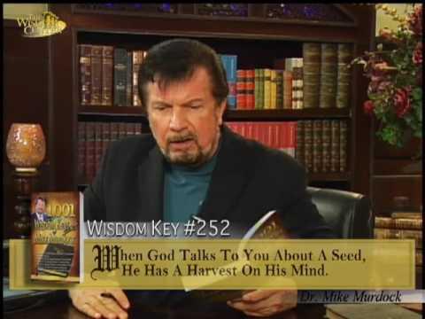 Wisdom Key #252 | 2-Minute Wisdom With Dr. Mike Murdock