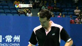 QF - XD - Yoo Yeon Seong / Jang Ye Na vs. Chris Adcock / Imogen Bankier - 2011 Li Ning China Masters