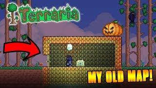 Terraria - My Old Xbox 360 World