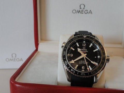 4K Review: Omega Seamaster Planet Ocean GMT Review