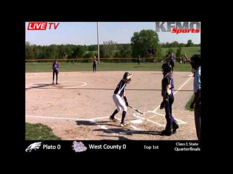 May 12, 2016: HS Softball, State Quarterfinals