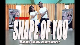 Shape Of You Dance Choreography I ED Sheeran I The Right Moves I Easy Dance I Learn Dance I Tutorial