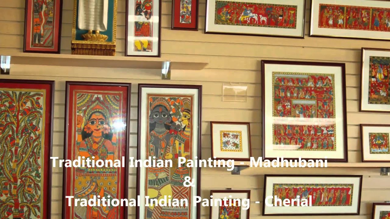 Traditional Indian Crafts And Decor - YouTube