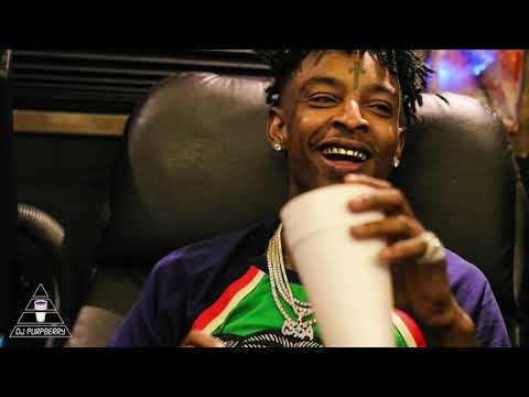 21 Savage & Offset ~ Still Serving (Chopped and Screwed) by DJ Purpberry