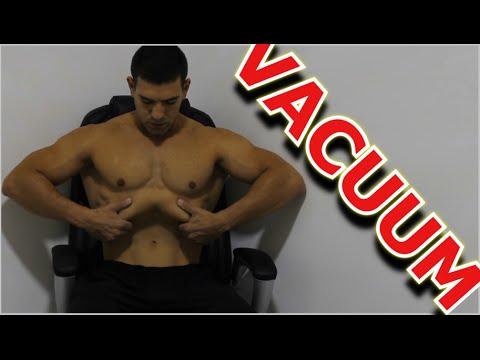 DICA ESTRANHA (Abdomen Bonito e Forte) - Stomach Vacuum