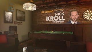 Nick Kroll Talks 'Big Mouth,' 'The League,' SNL & More w/Dan Patrick | Full Interview | 10/4/18