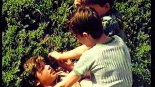 Me beating up a deaf kid in Australian Film Captain Johnno ('88)