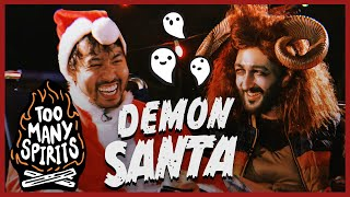 Ryan & Shane Get Drunk & Read Holiday Horror Stories • Too Many Spirits