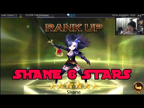 Seven Knights - 6 Star Shane/Sein & Gold Farming Tips ~ !