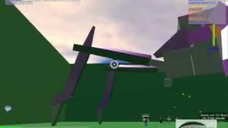 Roblox: Halo 3 Scarab Music video