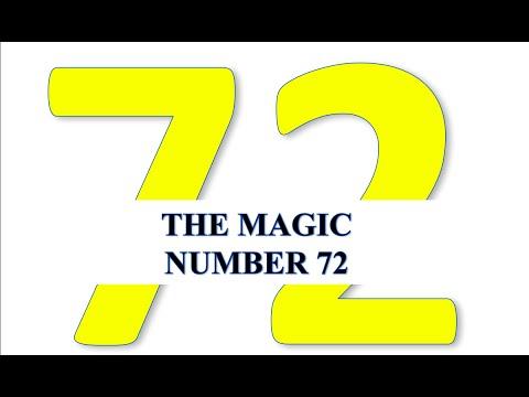 Magic Number, 72