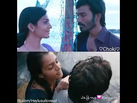 Mariyan    Dhanush songs    Whatsapp status    love songs    Tamil cut songs