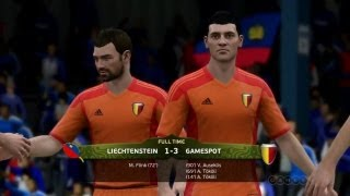 Expedition Mode - UEFA Euro 12 Gameplay (Xbox 360)