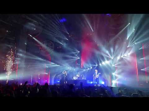 Haloo Helsinki keikan loppu live Seinäjoki Areena 4.11.2017