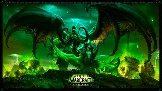Обзор дополнения World of Warcraft: Legion от Кристи