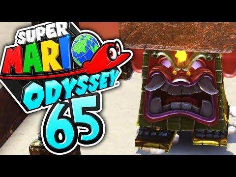GEPEINIGT FÜR VOGEL-PEIN - Super Mario Odyssey #65
