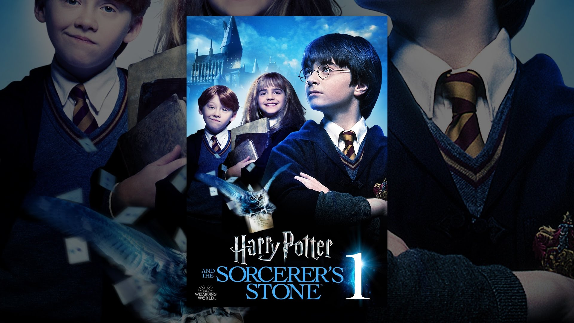 Harry Potter And The Sorcerer S Stone Youtube
