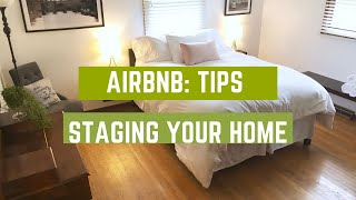 Gambar cover Airbnb Tips for Hosts: Staging Your Home For Guests