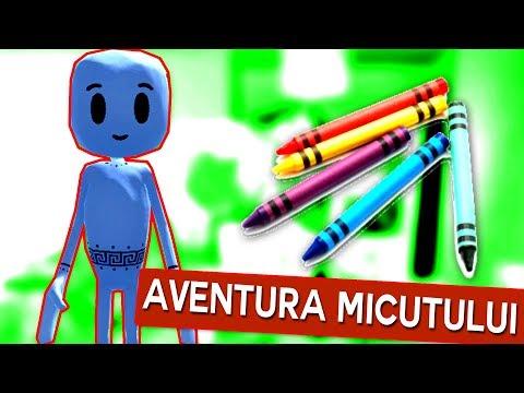 AVENTURA MICUTULUI DE PLASTILINA !