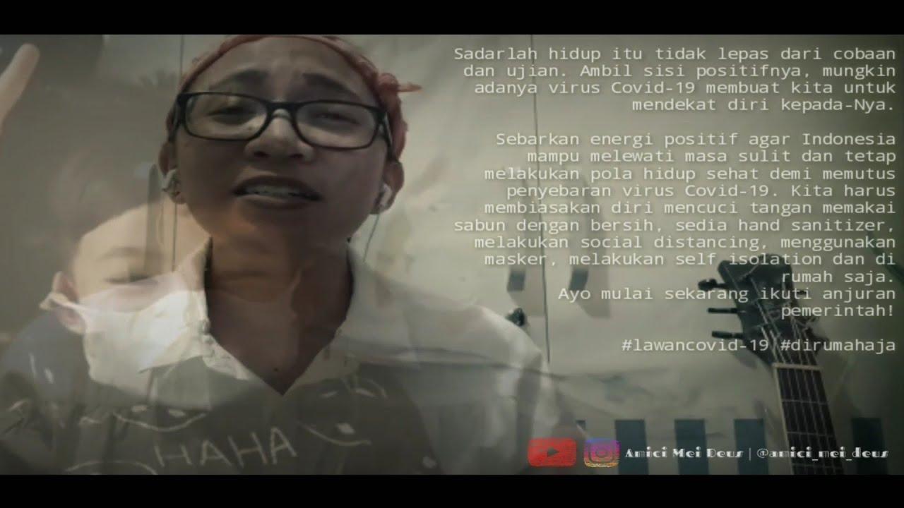 #healtheworld #covid-19 #dirumahaja                                 Heal The World - Lidya ( cover )
