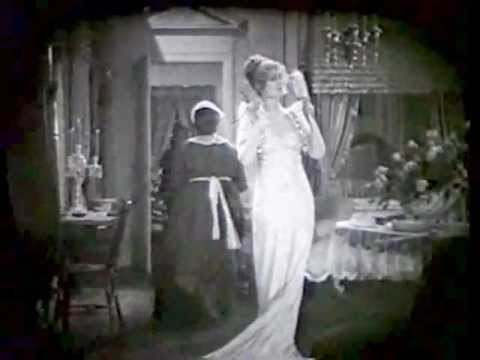"""Dolores Costello- """"Ravished in The Garden"""""""