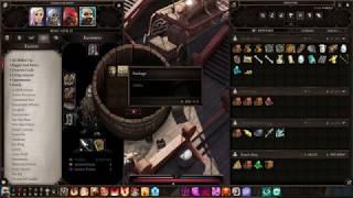 Divinity Original Sin 2 - Fun Telekinesis Barrelmancy Build by DannyL3tscher